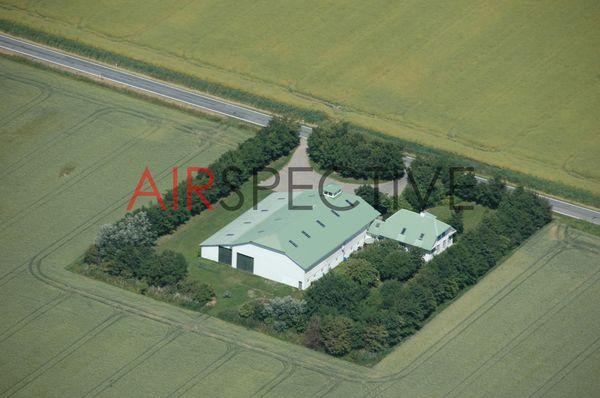 Luftbilder Reussenköge Luftaufnahmen