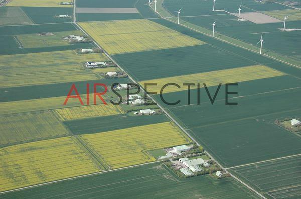 Luftbilder Sönke Nissen Koog Luftaufnahmen